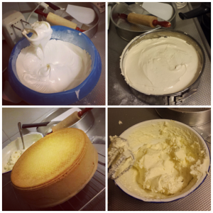 Biscuitmix en botercreme
