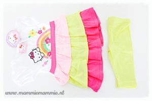 Hello kitty baby kleding