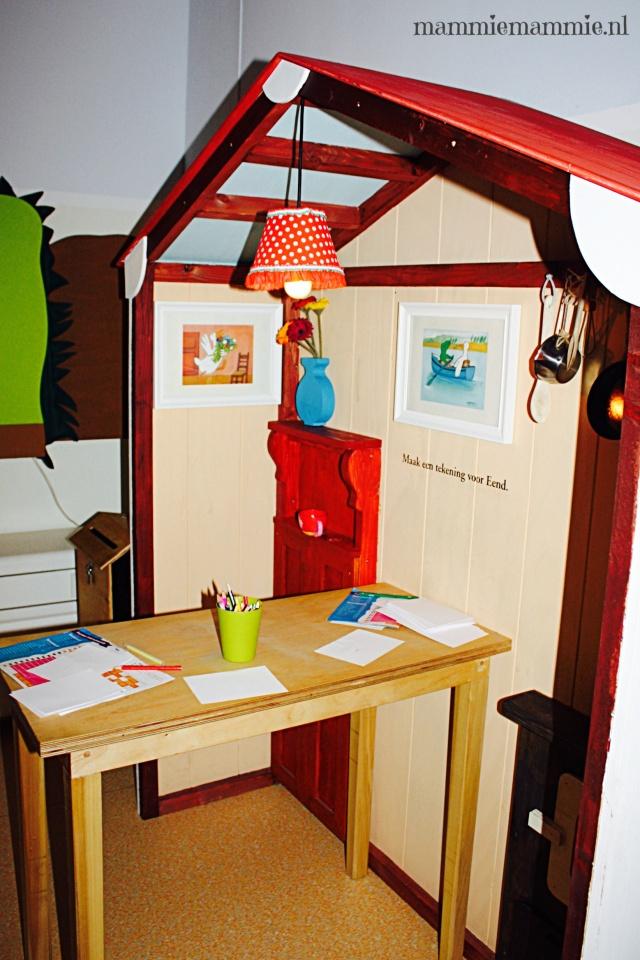 Kikker en eend Kinderboekenmuseum