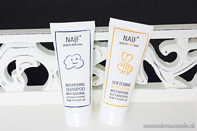 Review Naif babycare