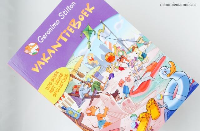 Vakantieboek geronimo stilton