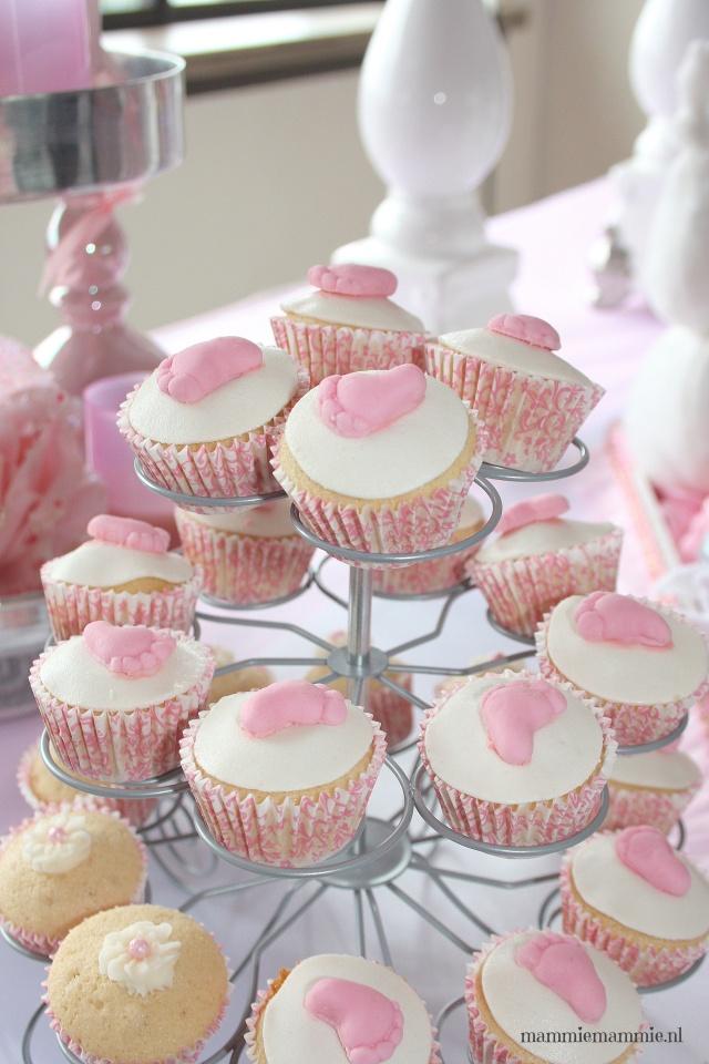 Cupcakes baby meisje